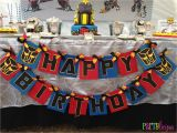 Transformers Birthday Decorations Partylicious events Pr Transformers Birthday Bash