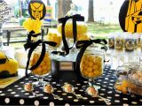 Transformers Birthday Decorations Transformers Birthday Party Ideas Photo 1 Of 11 Catch