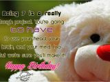 Treasure Gift for 7th Birthday Girl Birthday Wishes Greetings Page 2