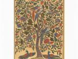 Tree Of Life Birthday Card Tree Of Life Greeting Card Zazzle