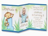 Tri Fold Birthday Invitations Tri Fold Birthday Invitations