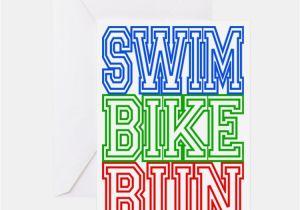 Triathlon Birthday Cards Greeting Card Ideas Sayings Designs