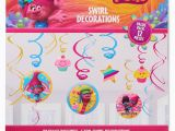 Trolls Birthday Invitations Walmart 90s Decorations Party City Oh Decor Curtain