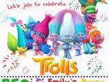 Trolls Birthday Invitations Walmart Photo Graduation Party Invitations Walmart Trolls Birthday