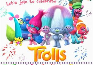 Trolls Birthday Invitations Walmart Photo Graduation Party Invitations Walmart Trolls Birthday