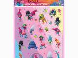 Trolls Birthday Invitations Walmart Trolls Sticker Sheets 4ct Pack Of 4 Jet Com