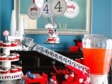 Truck Decorations for Birthday Party the Journey Of Parenthood Firetruck Party Decorations