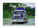 Truck Driver Birthday Meme Truck Driver Funny Trucker Birthday Cards