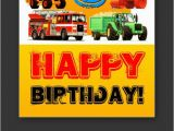 Truck themed Birthday Invitations 1000 Images About Construction Truck Party Supplies