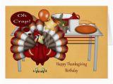 Turkish Birthday Card Birthday On Thanksgiving Greeting Cards Zazzle