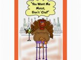 Turkish Birthday Card Funny Thanksgiving Card Moist Turkey Card Zazzle