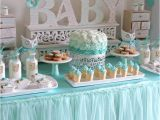 Turquoise Birthday Decorations Kara 39 S Party Ideas Turquoise Owl Quot Welcome Home Baby Quot Party