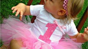 Tutu Outfits for Birthday Girl Baby Girl First Birthday Tutu Outfit with Headband and Flower