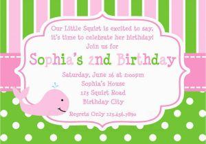Tween Birthday Invitations Printable Free Girl