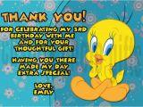 Tweety Birthday Card Tweety Bird Personalized Custom Birthday Giftsfromhyla