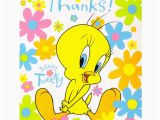 Tweety Birthday Card Tweety Bird Thank You Notes 8 Looney Tunes Birthday