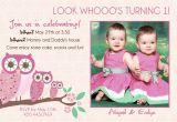 Twin 1st Birthday Invitations Twins 1st Birthday Invitation You Print