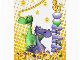 Twins 1st Birthday Card Twins First Birthday Card Cute Dragons Zazzle