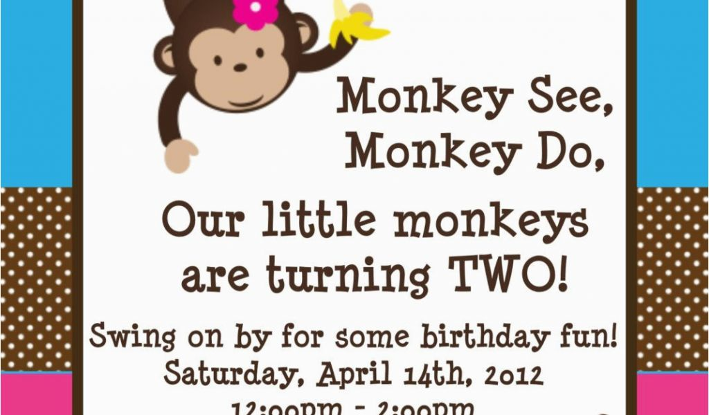 Download By SizeHandphone Tablet Desktop Original Size Back To Twins 2nd Birthday Invitation Wording