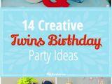 Twins Birthday Decorations 14 Creative Twins Birthday Party Ideas Tip Junkie