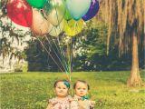 Twins Birthday Decorations Boy Girl Twins First Birthday Twins Pinterest Boy