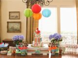 Twins Birthday Decorations Just A Little Party Twin 1st Birthday Unisex Boy