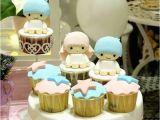 Twins Birthday Decorations Kara 39 S Party Ideas Little Star Twins Birthday Party Kara