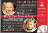 Twins First Birthday Party Invitations Twin Boys First Birthday Party Invitation Digital Jpg