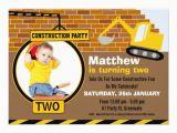 Under Construction Birthday Invitations 500 Construction Birthday Invitations Construction
