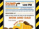 Under Construction Birthday Invitations Caution Baby Under Construction Baby Shower Invitation