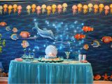 Under the Sea Birthday Decoration Ideas Party Decoration Sandy Party Decorations Page 2