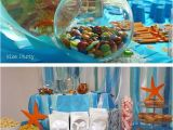 Under the Sea Birthday Decoration Ideas Under the Sea Birthday Party Guest Feature