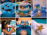 Under the Sea Birthday Decoration Ideas Under the Sea Party Oh My Creative