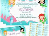 Under the Sea Birthday Invitations Printable 30 Best Images About Syobe 39 S Bday Party On Pinterest