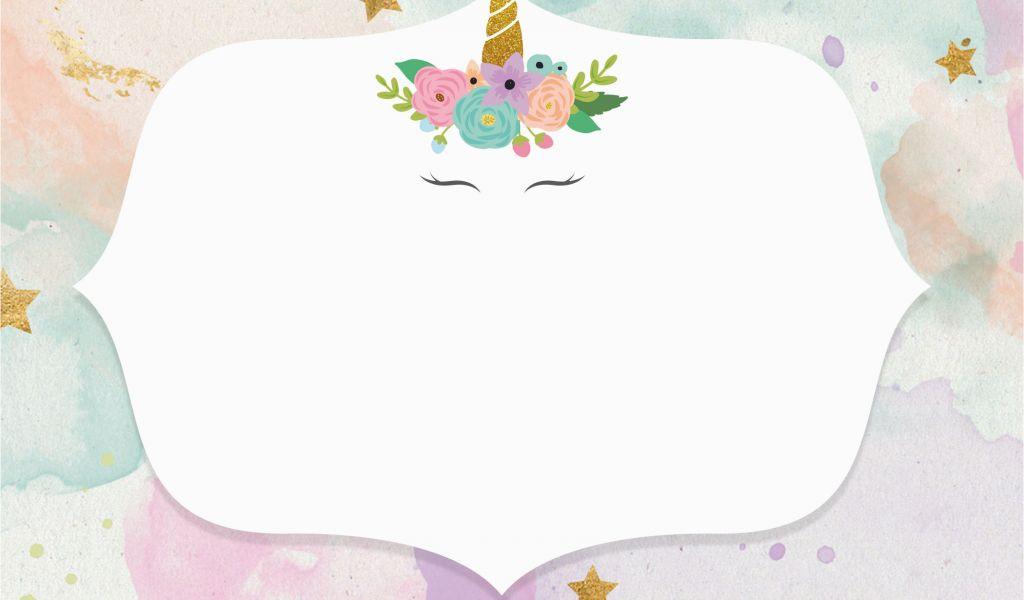 Download By SizeHandphone Tablet Desktop Original Size Back To Unicorn Birthday Invitations Online