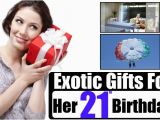 Unique 21st Birthday Gifts for Her Exotic Gifts for Her 21st Birthday 21st Birthday Gift