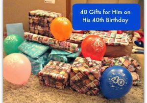 Unique 40th Birthday Gifts For Her 40 Him On His Stressy Mummy