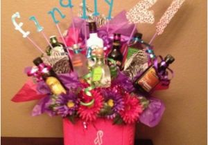 Unique Birthday Gift Baskets For Her Best And Cute 21st Ideas Invisibleinkradio