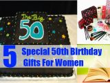 Unique Birthday Gifts for Her 50th Birthday Special 50th Birthday Gifts for Women Gift Ideas for