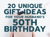 Unique Birthday Gifts for Him 50th Gift Ideas for Your Husband S 50th Birthday Gift Ideas