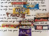 Unique Birthday Gifts for Him In south Africa south African Chocolate Letter Board Candy Cards