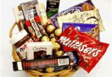 Unique Birthday Gifts for Him Nz Chocolate Basket to Wellington New Zealand Gift Giving