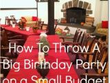 Unique Birthday Gifts for Him south Africa How to Throw A 50th Birthday Party On A Small Budget