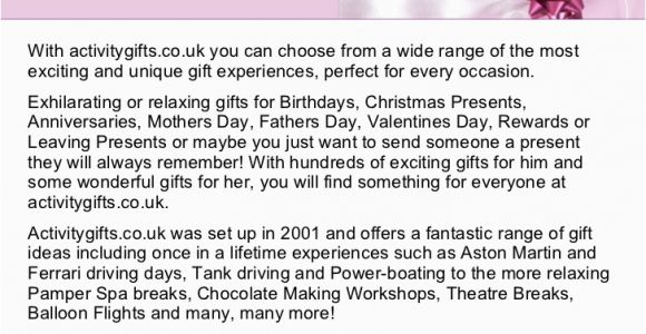 Unique Birthday Gifts for Him Uk Activity Gifts Rally Driving Unique Holiday Gift