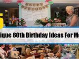 Unusual 60th Birthday Gifts for Her Gift Ideas for 60th Birthday for Mom Bash Corner