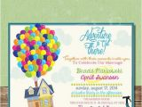 Up Movie Birthday Invitations Up Wedding Invitation Featuring Carl and Ellie 39 S House