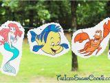 Ursula Birthday Card Diy Birthday Blog Diy the Little Mermaid Birthday Party