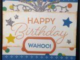 Ursula Birthday Card Stampin 39 with U Happy Birthday Card