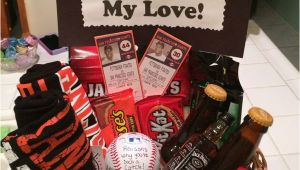 Useful Birthday Gifts for Boyfriend Sf Giants Baseball Gift Basket for My Boyfriend 39 S Birthday