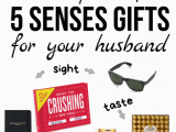 Useful Birthday Gifts for Him 5 Senses Gifts for Him that He Will Actually Find Useful